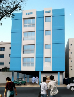 4 STOREY BUILDING AT JANABIYA