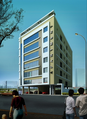 6 STOREY BUILDING AT JANABIYAH