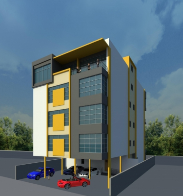 GROUND AND 4 STOREY BUILDING AT JANABIYA